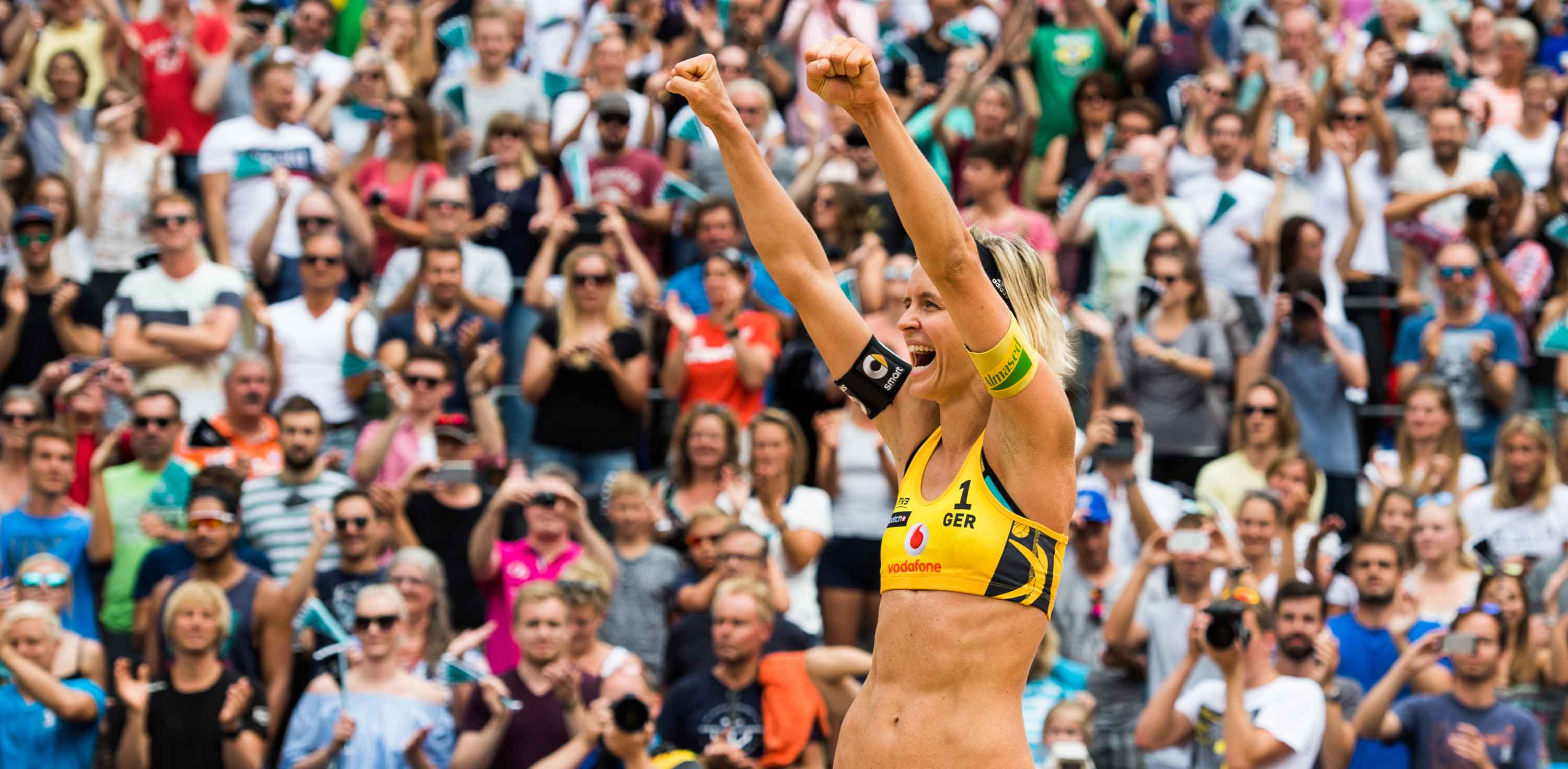Beach Volleyball World Championships Hamburg 2019 - Teaser